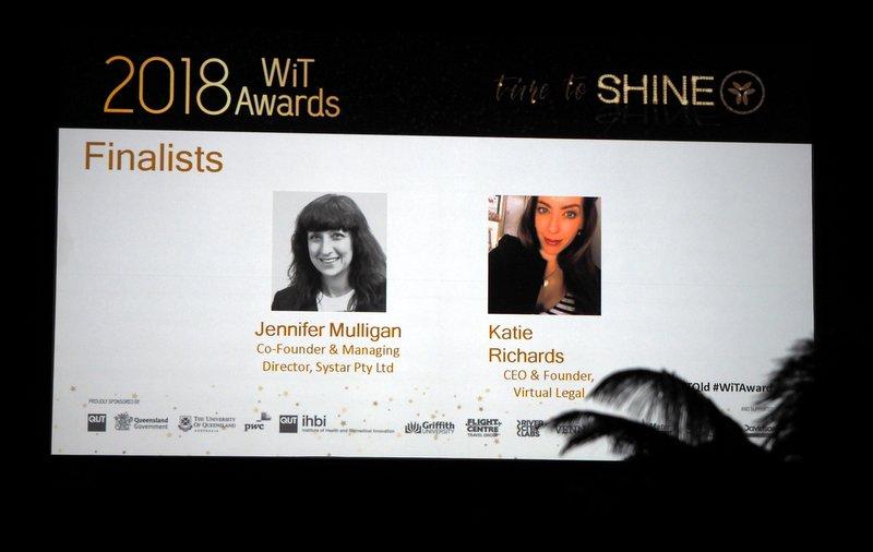Women in Technology Finalist