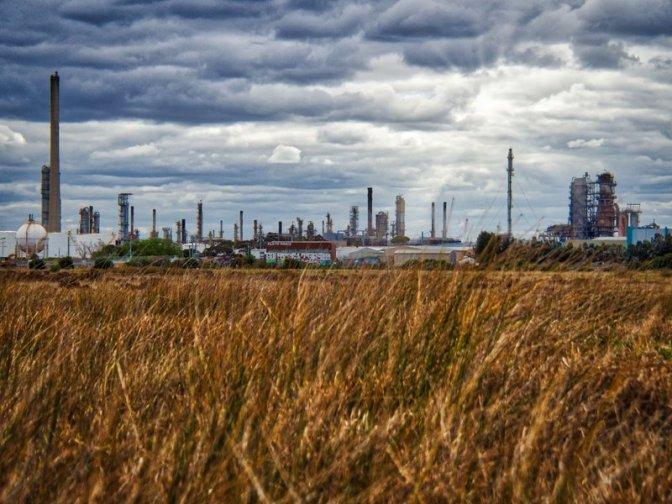 Mobil Oil Refinery, Altona