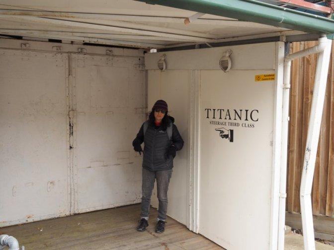 Titanic 3rd Class Entrance