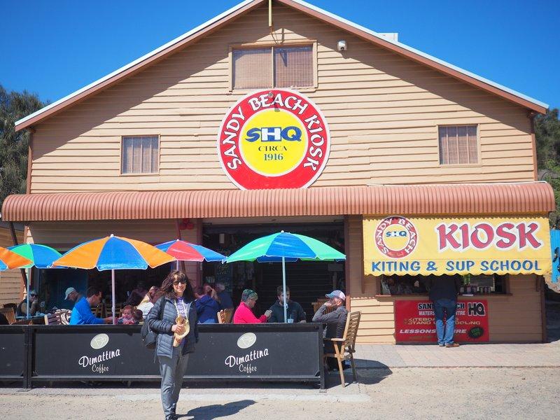 Sandy Beach Kiosk