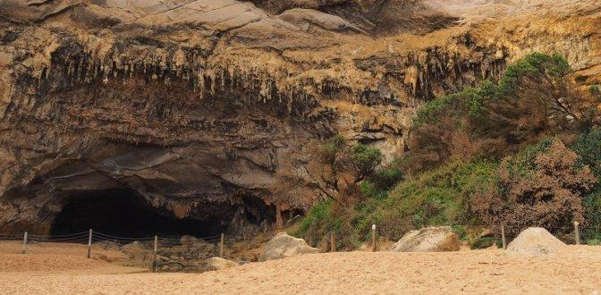 Loch Ard Gorge Caves