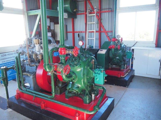 Gardner kerosene engines