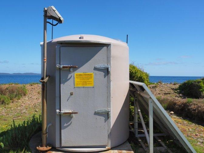 Low Head Weather Bunker