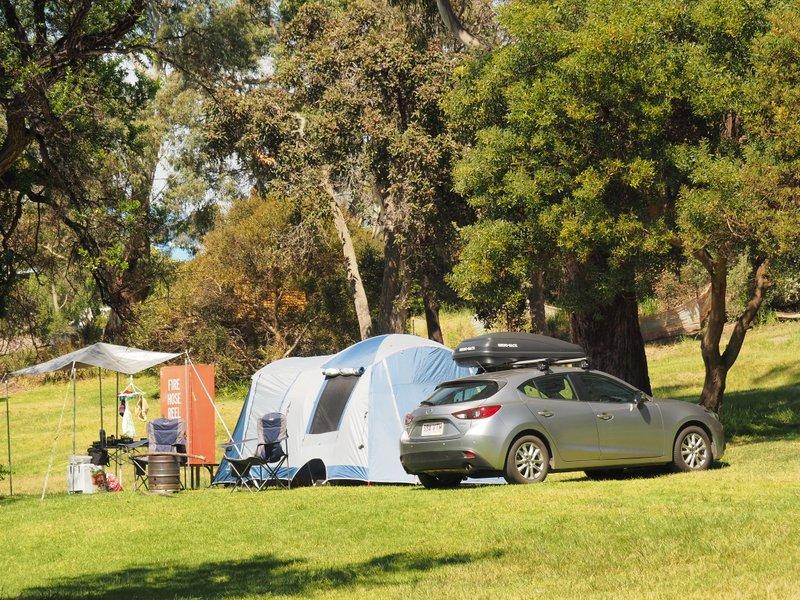 Bridport Camping Spot