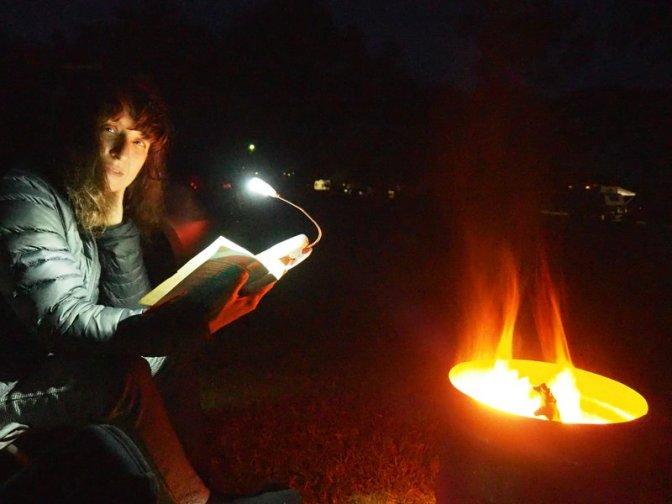 J-J-J-Jenni and the fire..pot