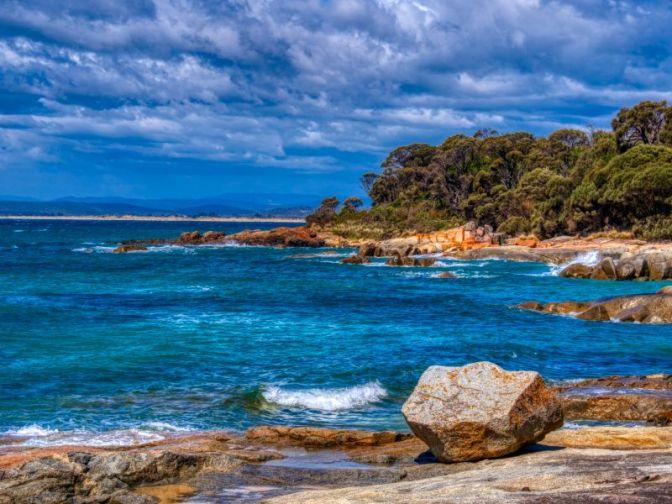North Tasmanian Coastline