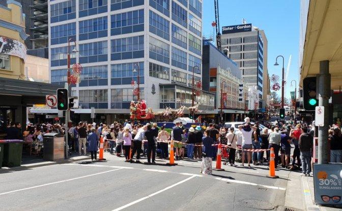 Hobart Christmas Parade