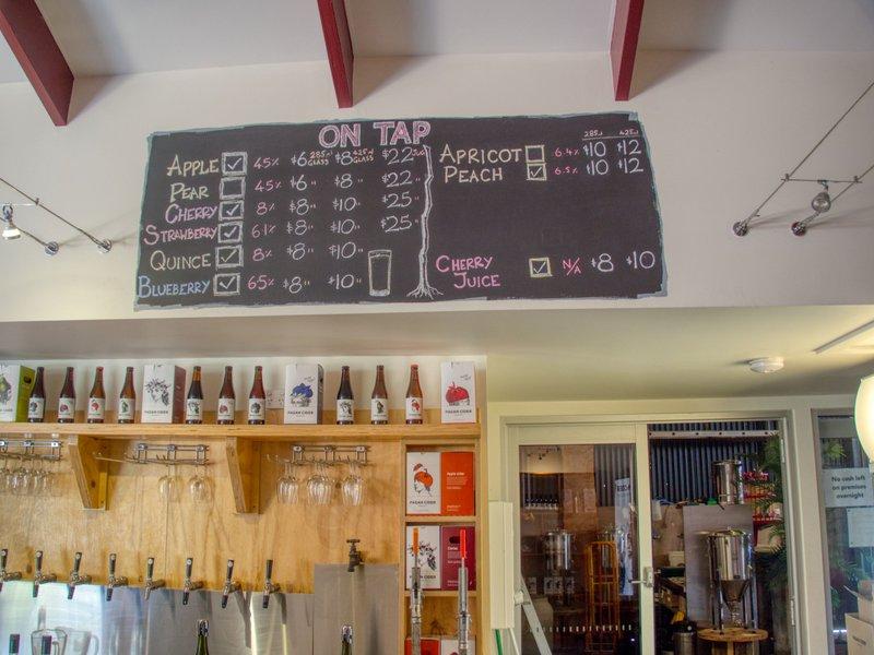 Pagan Cider Varieties