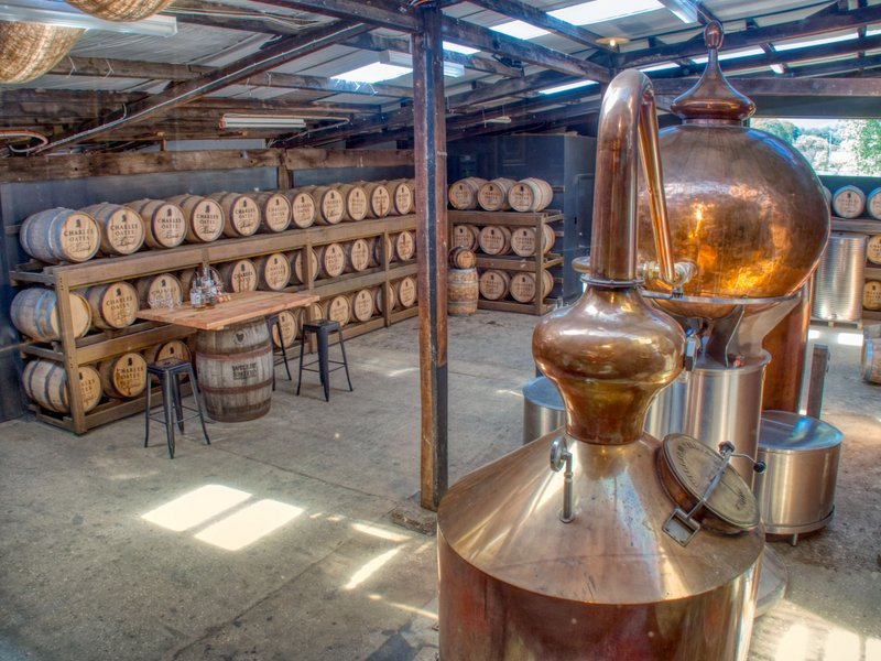 Charles Oates Distillery
