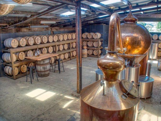 Charles Oates Distillery