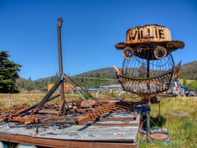 Rusty Hat Willie