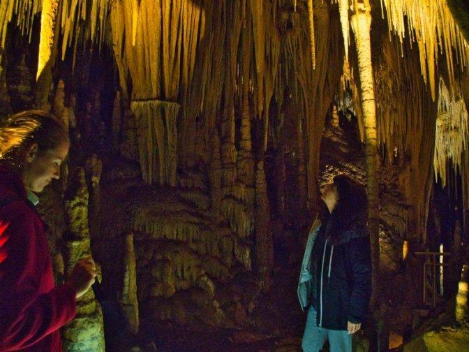 Hastings Caves