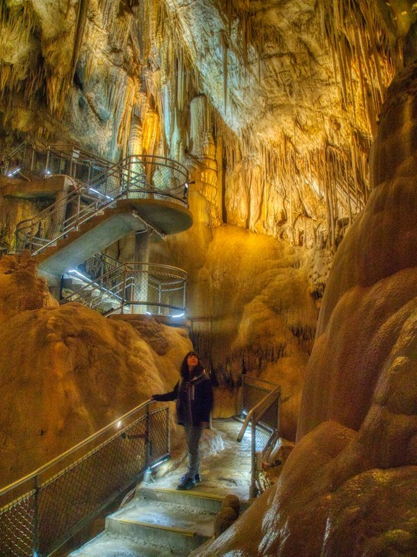Magnificent Hastings Caves