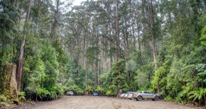 Hastings Caves Car Park