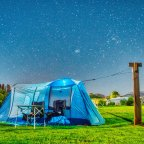 Camping in a storm – what we have learned so far.