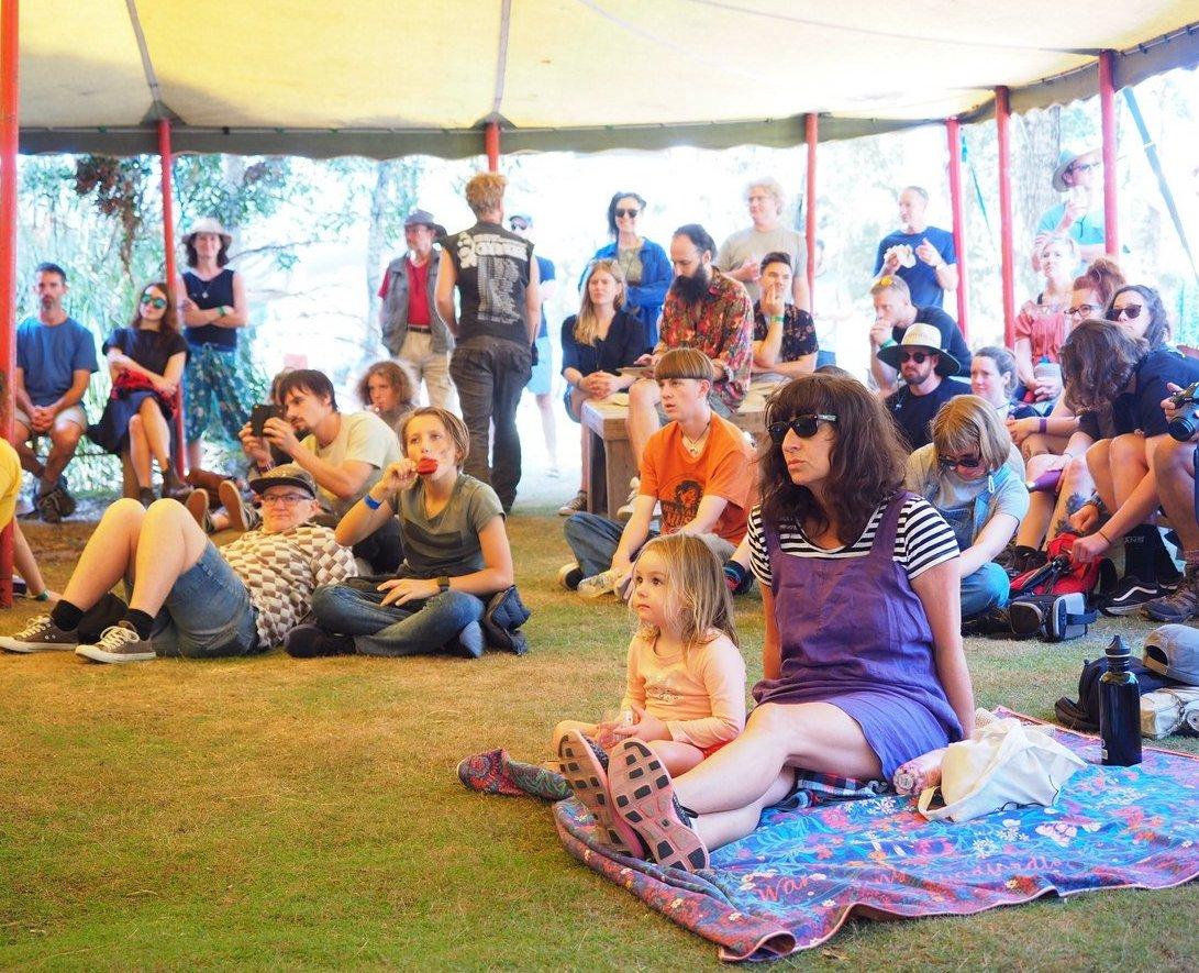 Panama Festival, Golconda, Tasmania