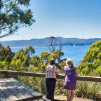 Hobart and Bruny Island